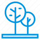 forest, garden, island, jungle, nature, park, tree icon
