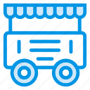 basket, cart, delivery, mine, service, transport, trolley icon