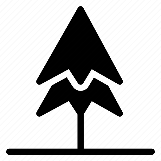christmas, forest, garden, island, nature, park, tree icon