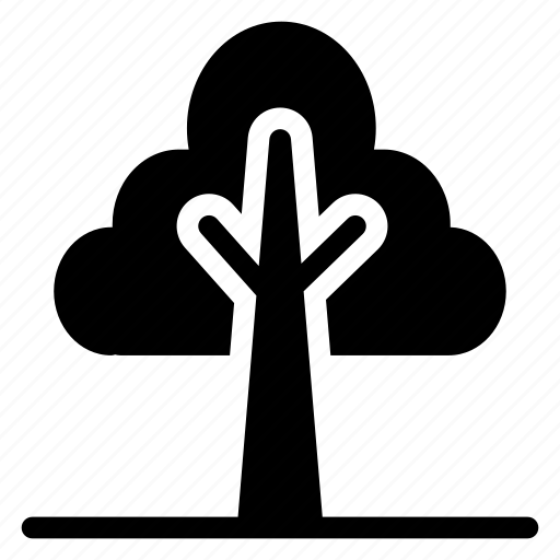 forest, jungle, leaf, nature, park, plant, tree icon