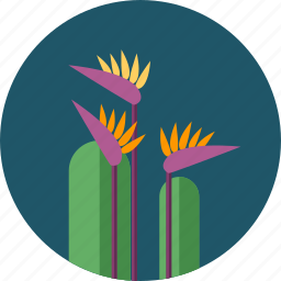 bloom, decoration, ecology, flowers, spring icon
