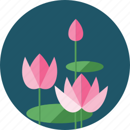 eco, ecology, flower, flowers, garden, plant icon