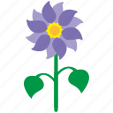 bud, flower, plant icon