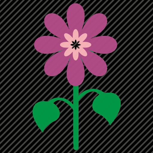 bud, flower, grow, plant icon