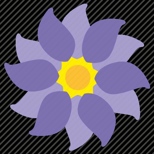 bud, flower, twirl icon