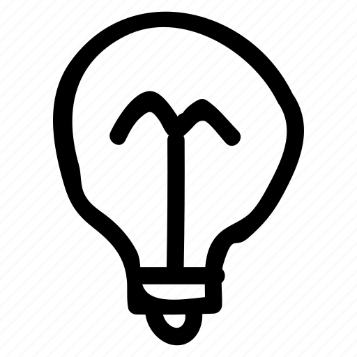 appliances, bulb, home, idea, led, light, science icon