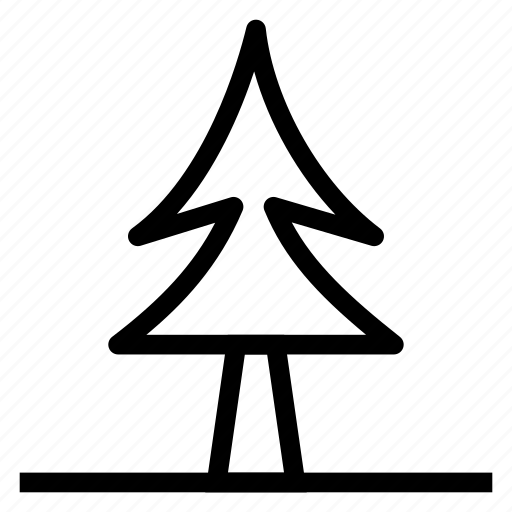 christmas, decoration, forest, garden, island, nature, tree icon