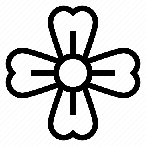 beauty, flower, garden, green, nature, plant, spring icon