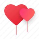 ballon, valentine, love, valentine day, weeding, romantic, romance