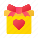gift, present, box, delivery, package, shipping, transport
