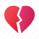 heartbreaks, sad, emoticon, emotion