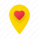 place, map, navigation, valentine, love, valentine day