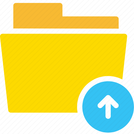 data, document, file, folder, upload icon
