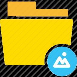 data, document, file, folder, image, photo icon