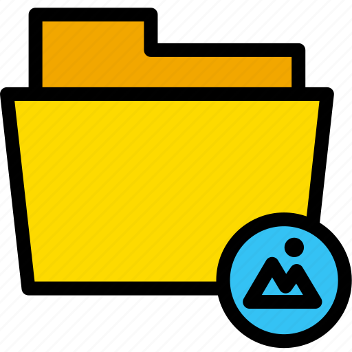 data, document, file, folder, image, photo, picture icon