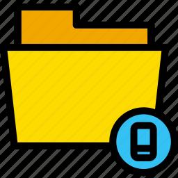 contact, data, document, file, folder, phone icon