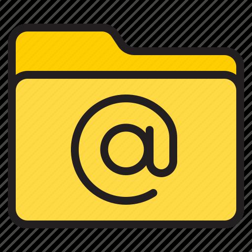 doc, document, file, folder, mail icon