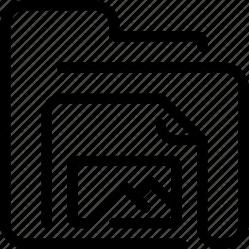 Document, file, folder, media, photo icon - Download on Iconfinder