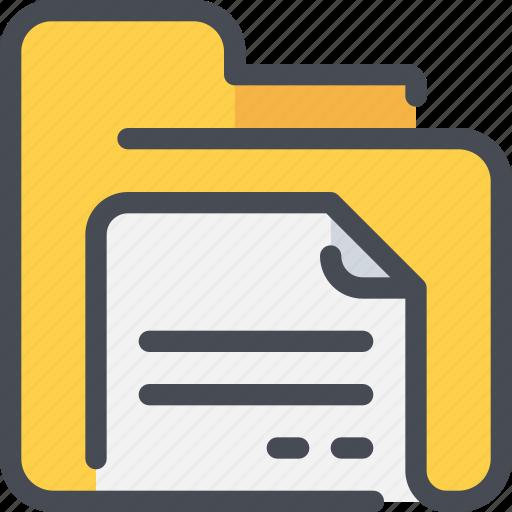 archive, content, document, file, folder icon