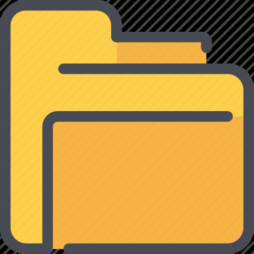 archive, data, document, file, folder icon