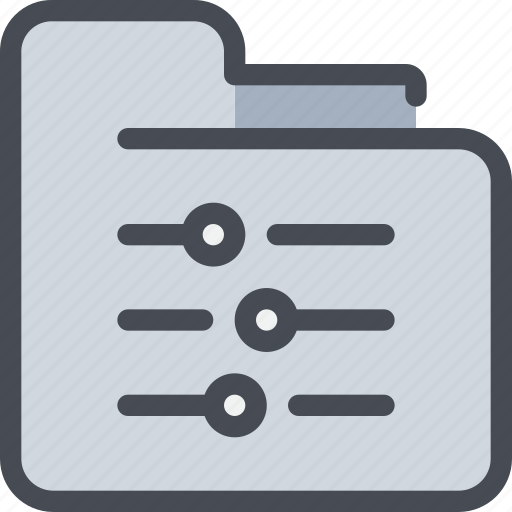 archive, control, document, file, folder, option icon