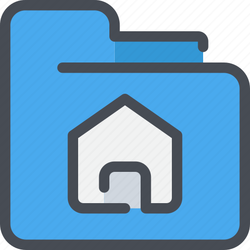archive, document, file, folder, home icon