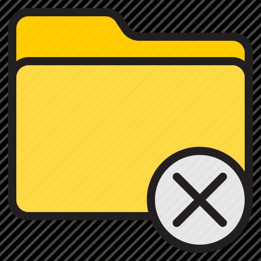 close, doc, document, file, folder icon