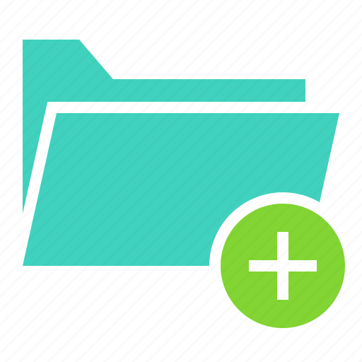 add, document, file, folder, plus icon