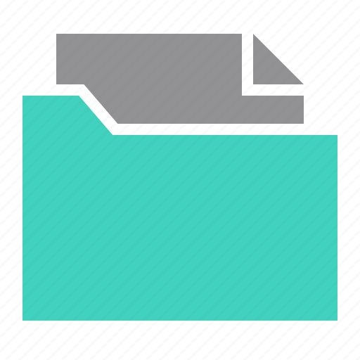 Document, file, folder, sheet, ui icon - Download on Iconfinder