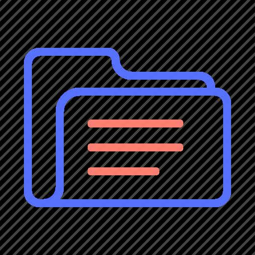 files, folder, folder-edit, label, text, write icon