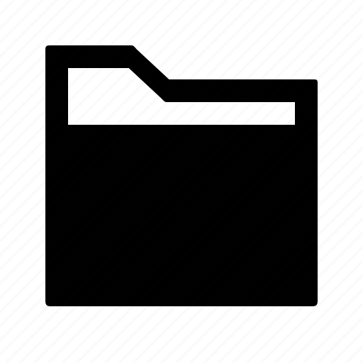archive, closed, folder, folders, storage icon