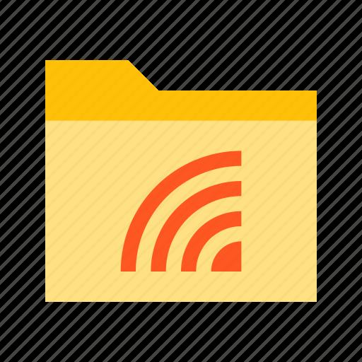 documents, files, folder, remote icon