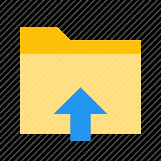arrow, files, up, upload, uploads icon