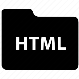 code, file, folder, front end, html, manual, program icon