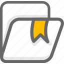 archive, folder, import, office icon