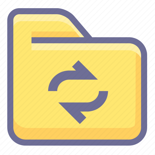 archive, documents, folder icon