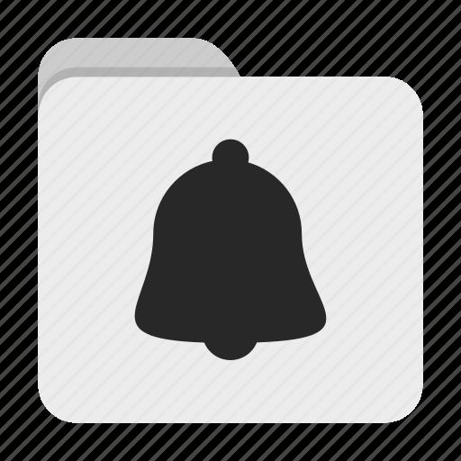 Bell, folder, ui icon - Download on Iconfinder on Iconfinder