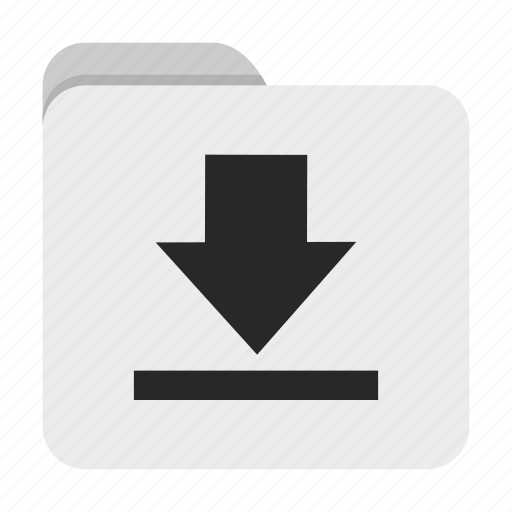Download, folder, ui icon - Download on Iconfinder