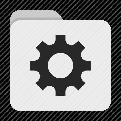 folder, settings, ui icon