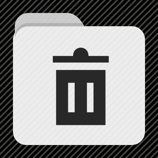 Folder, trash, ui icon - Download on Iconfinder