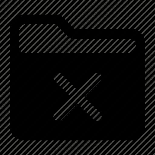 cross, document, file, folder icon