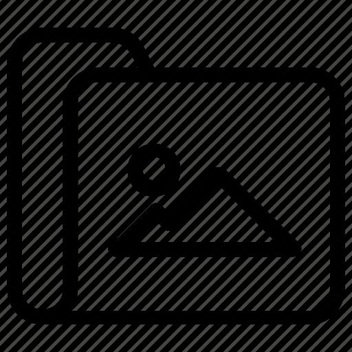 File, folder, image icon - Download on Iconfinder