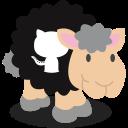 sheep, github, social network