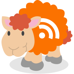 rss, sheep, social network icon