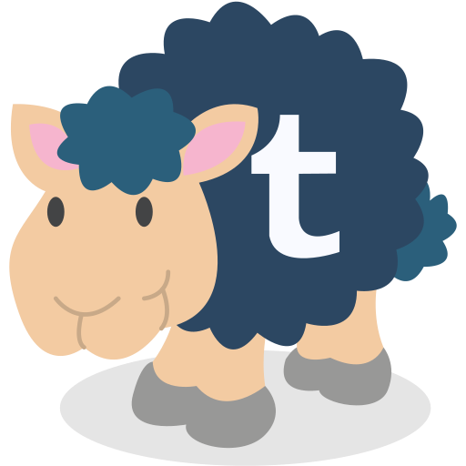 sheep, social network, tumblr icon