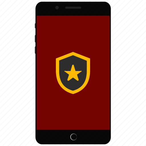 antivirus, mobile security, security, smartphone security icon