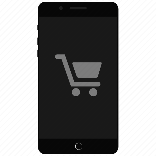 buy mobile, mobile ecommerce, shop, shop from phone, smartphone shop icon