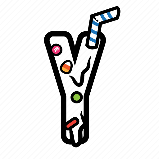 Candy, cream, font, topping icon - Download on Iconfinder