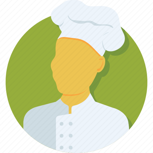 chef, cook, occupation, profession, restaurant icon