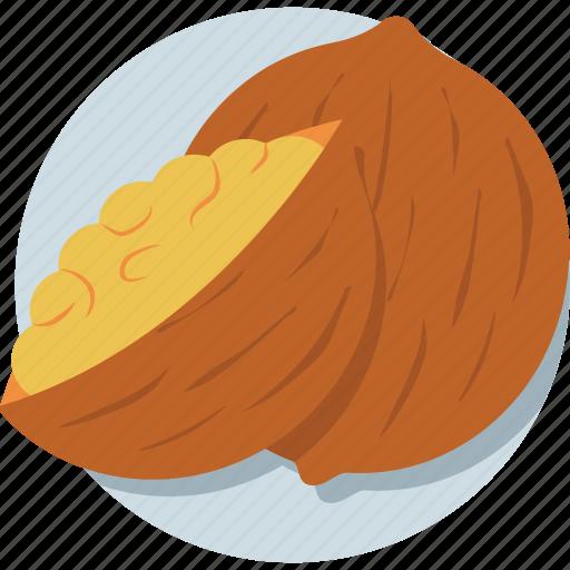 coco, coconut, healthy food, nutrition, tropical fruit icon